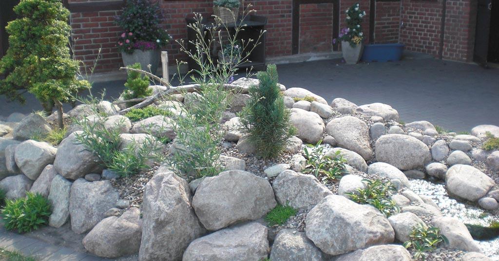 Projekt-Beispiel - Brunnen -