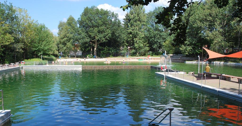 Projekt-Beispiel - Waldbad Steinhagen -